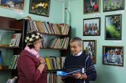 На фотовыставке вбиблиотеке (1)