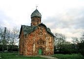 Церковь Петра и Павла в Кожевниках