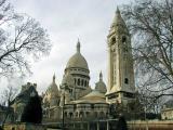 Базилика Сакре-Кер наМонмартре (3)