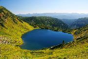 Озеро Высокогорное