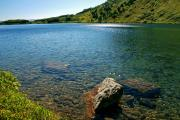 На озере Высокогорном