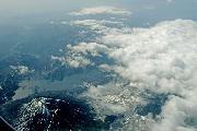 Полет над горами
