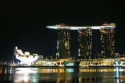 """Из серии """"Ночной Сингапур"""""""