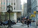 Точное нью-йоркское время...