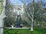 Бэттери-парк на Манхэттене