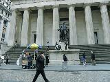 Джордж Вашингтон на Уолл-стрит