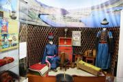 В музее декабристов