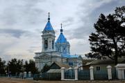 Успенская церковь в Кяхте
