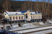 Вокзал вБольшом Луге (2)
