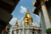 В одном из храмов Бангкока