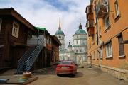 Переулок Краснофлотский