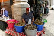 Арабский торговец в феске