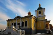 Николо-Иннокентьевский храм (другой ракурс)