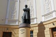 Пушкин на улице Пушкина