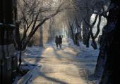 Прогулка по Преображенской