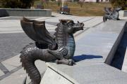 В парке Тысячелетия Казани