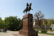Памятник казачьему генералу Платову