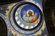 Роспись купола Свято-Вознесенского собора