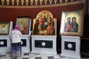 В Свято-Вознесенском соборе