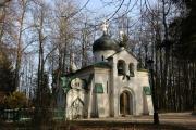 Спасская церковь в Абрамцево
