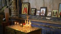 В Успенском соборе Ростовского Кремля