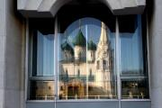 Ильинская церковь вЯрославле (отражение)