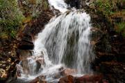 Водопад Веерный