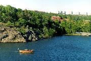 Доплыли до Стокгольма