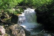 Водопад Братья