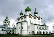 Никольский собор Николо-Вяжищского монастыря